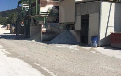 Beste Steinteppich Materialien direkt aus Italien