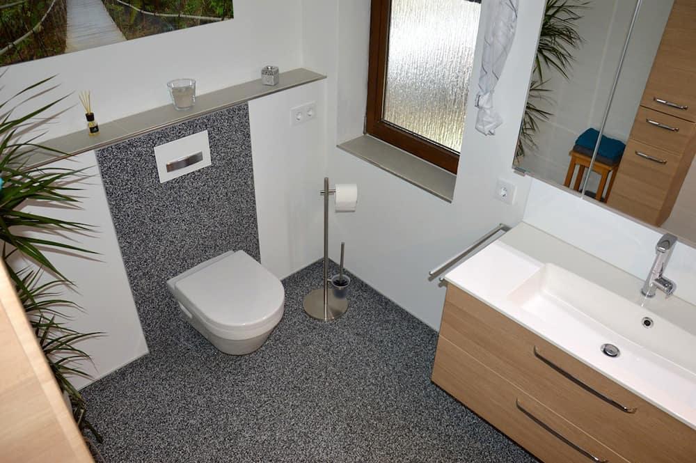 Ihr Steinteppich im Bad - Naturstein ist auch fürs Bad der ...