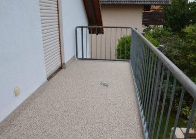 Balkon - Arabescato - steinteppich-fugenlos-naturstein-bodenbelag-fuer-terrasse-kueche-bad-und-wohnzimmer