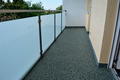 Steinteppich von fugenlos.de - Exklusiv, stilvoll, langlebig ...