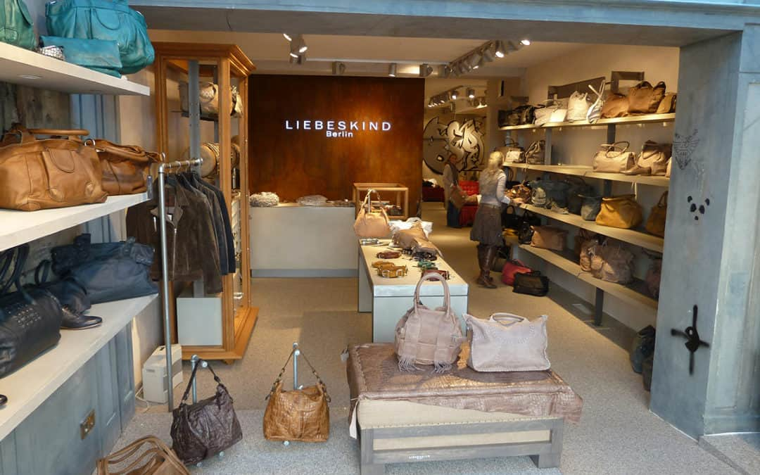 LIEBESKIND Berlin Store Sylt