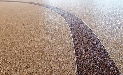 Die neue Saison für Steinteppich im Innenbereich beginnt im Oktober