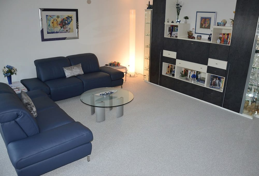 Steinteppich Im Wohnbereich Naturstein Fur Ihr Wohnzimmer