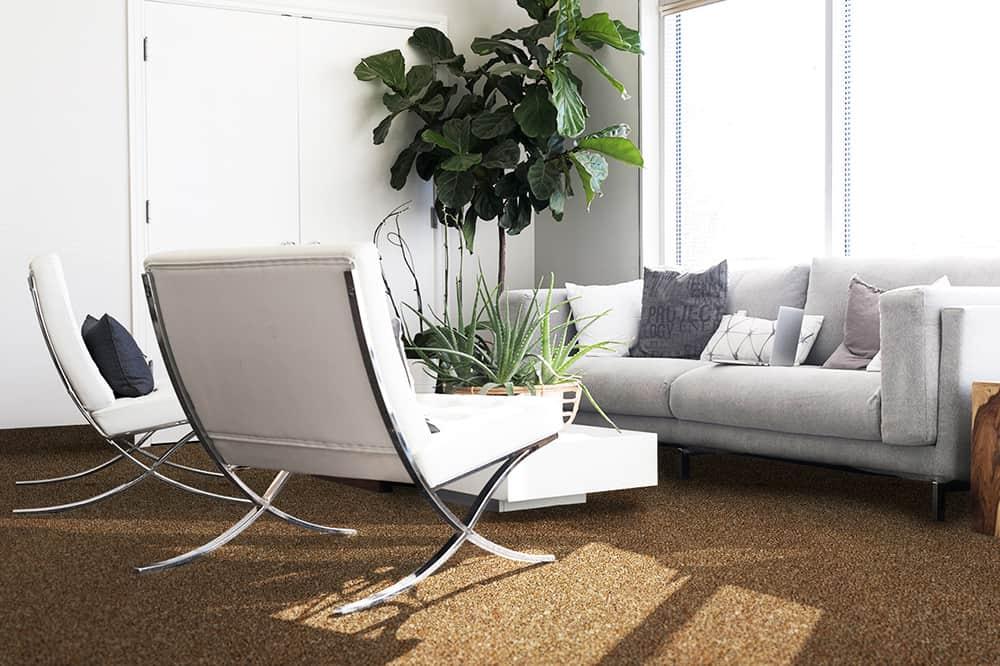 Fußbodenbelag Wohnbereich ~ Steinteppich im wohnbereich naturstein für ihr wohnzimmer